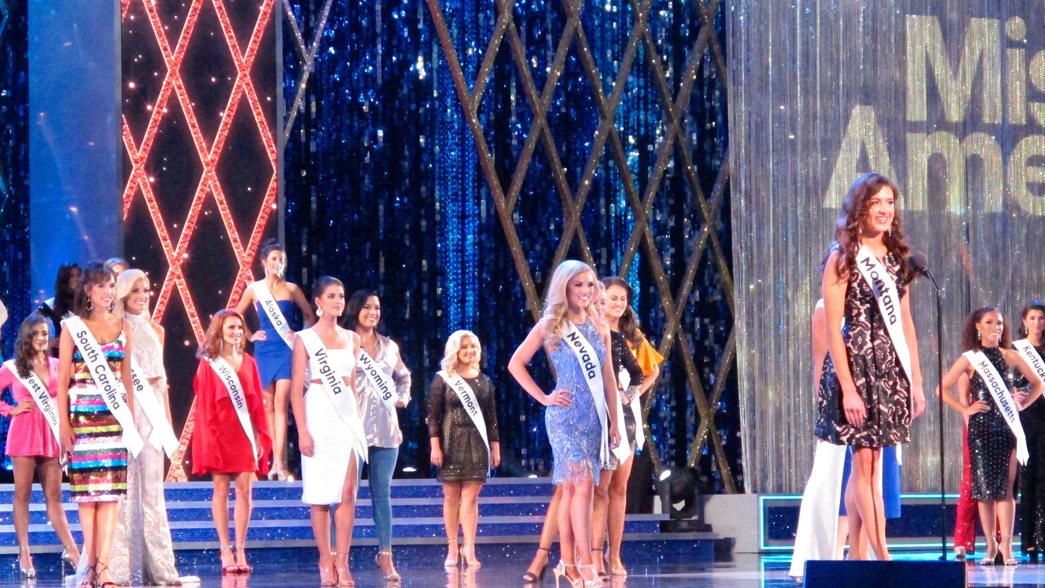 Miss america 2019 date in Brisbane