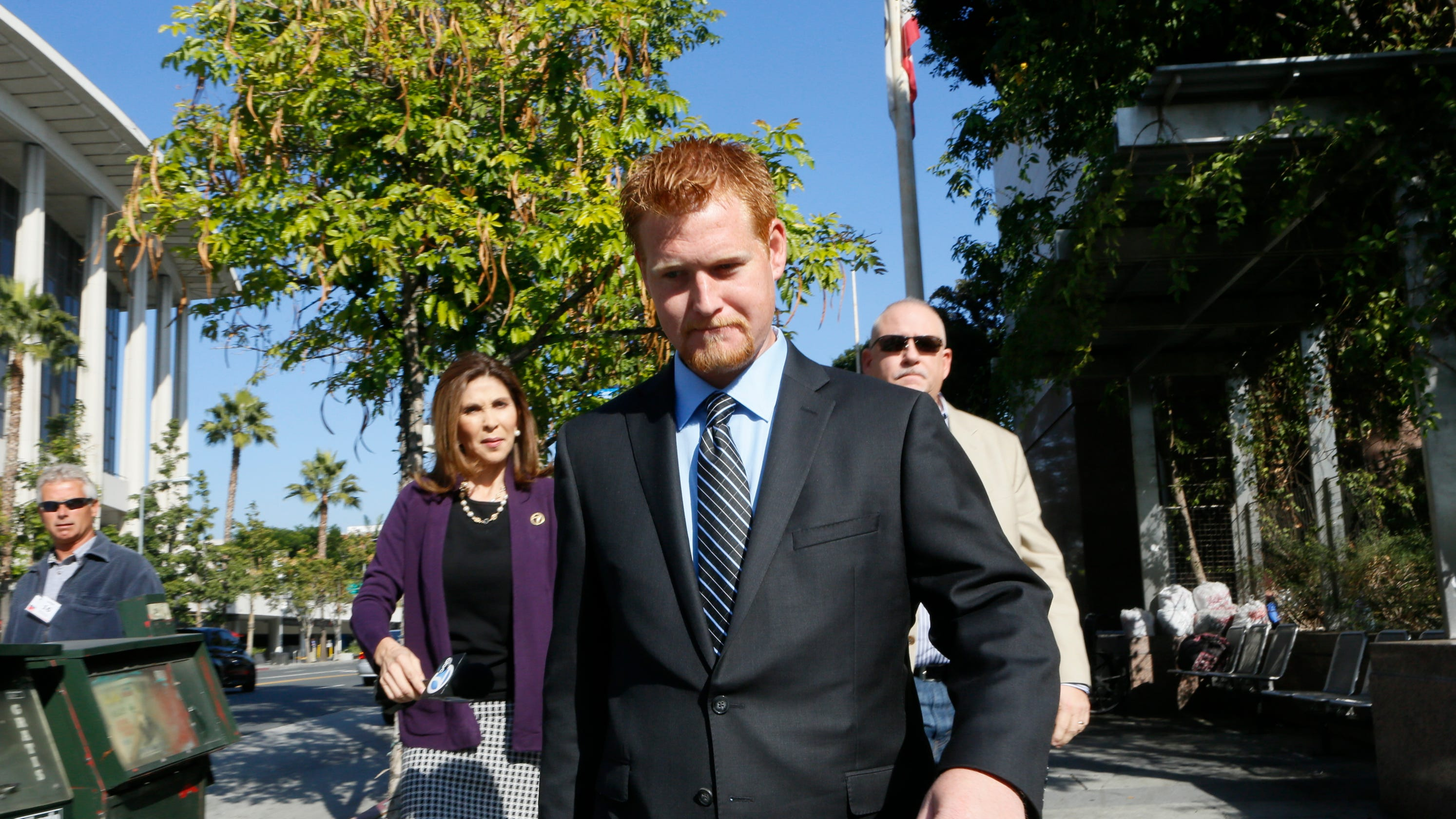 Redmond O\'Neal, Ryan and Farrah\'s son, sued for \'hate speech\' attack
