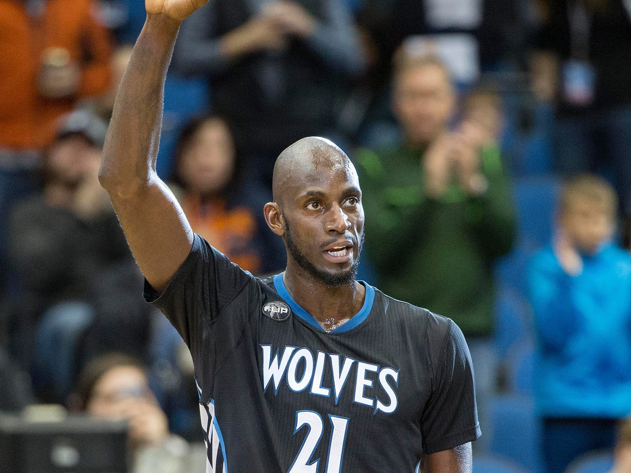 Kevin Garnett on Timberwolves' Jimmy Butler drama: Both sides are 'a little delusional'