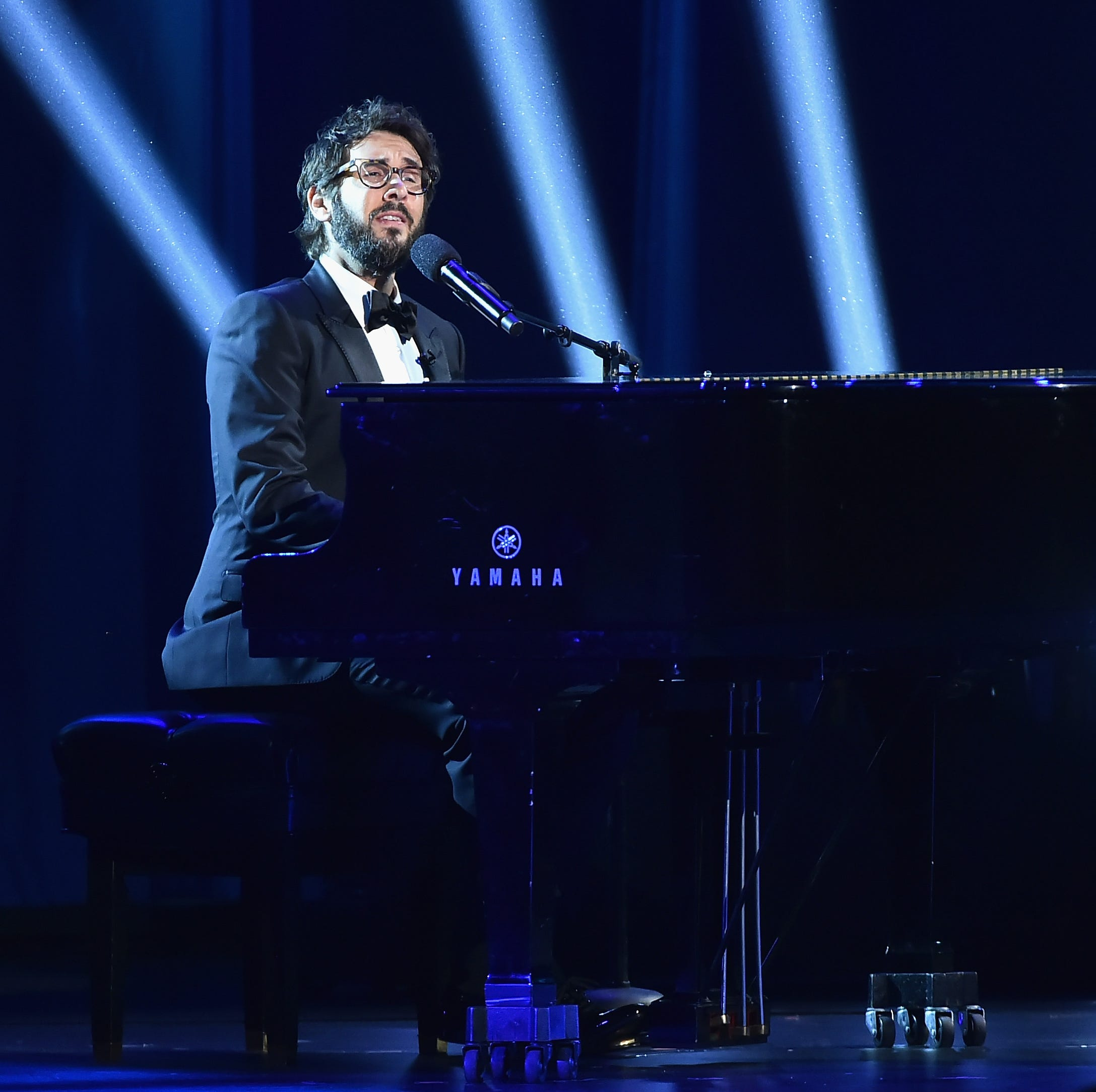 Josh Groban backtracks on 'Bridges' to meet old fans; Lady Gaga songs for babies