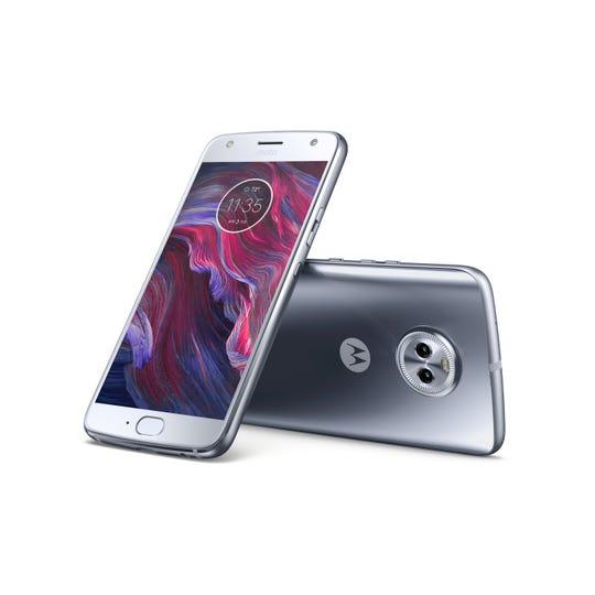 Motorola's Moto X4