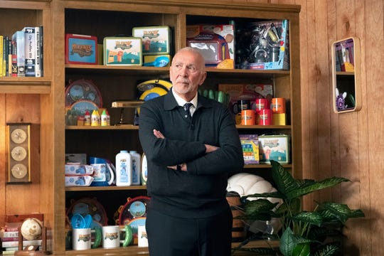 Frank Langella plays Seb, a children's show producer focused on the bottom line, in Showtime's 'Kidding.'