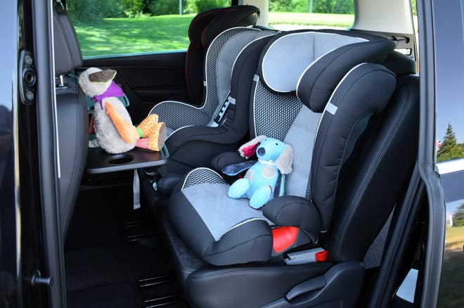 A study published Monday in Pediatrics found that more than two thirds of infant deaths in sitting devices occurred while in car seats.