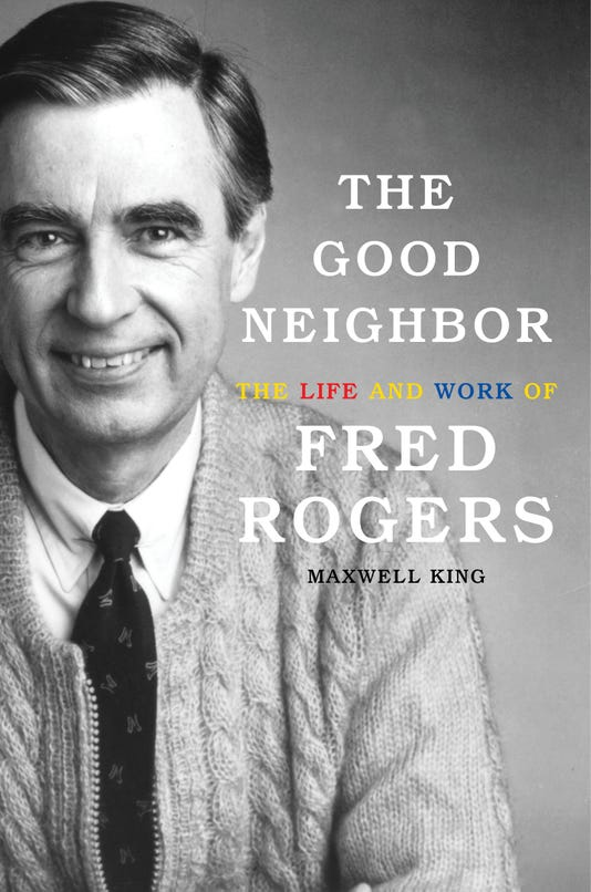 Image result for mr rogers biography