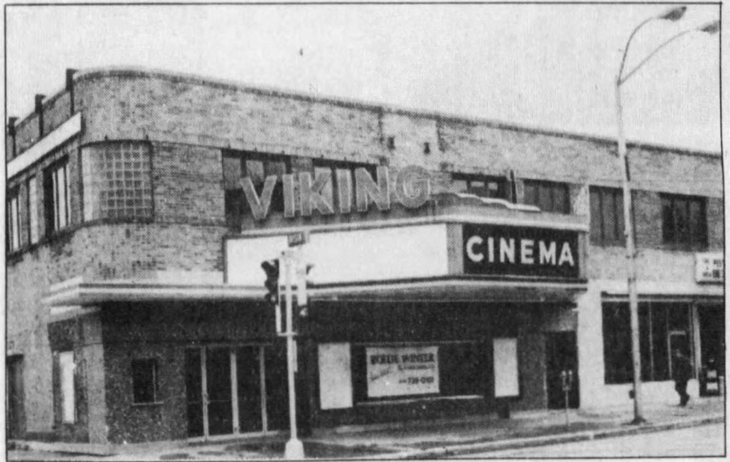 The Viking Theater in downtown Appleton closed in 1992. The space at the corner of College Avenue and Division Street is now Katsu-Ya of Japan.