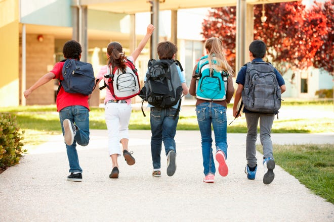 The back-to-school transition is easier when the family is working together as a healthy, collective unit