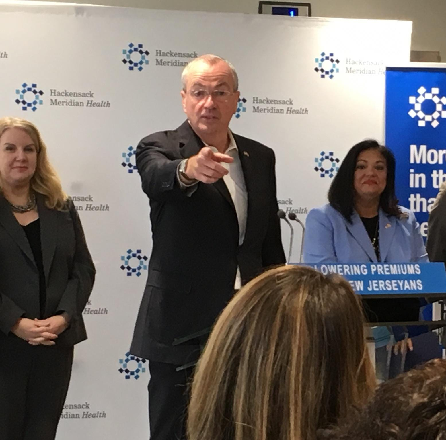 Phil Murphy: NJ getting its own Obamacare marketplace to guard against Trump