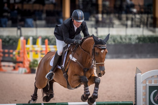Eventing, considered the triathlon of equestrian, consists of dressage, cross-country and jumping. It is one of the many competitions that will be televised at the FEI World Equestrian Games starting Sept. 12.