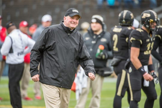 Former University of Michigan offensive coordinator Terry Malone is in his first season as an associate head coach/running backs coach at Western Michigan.
