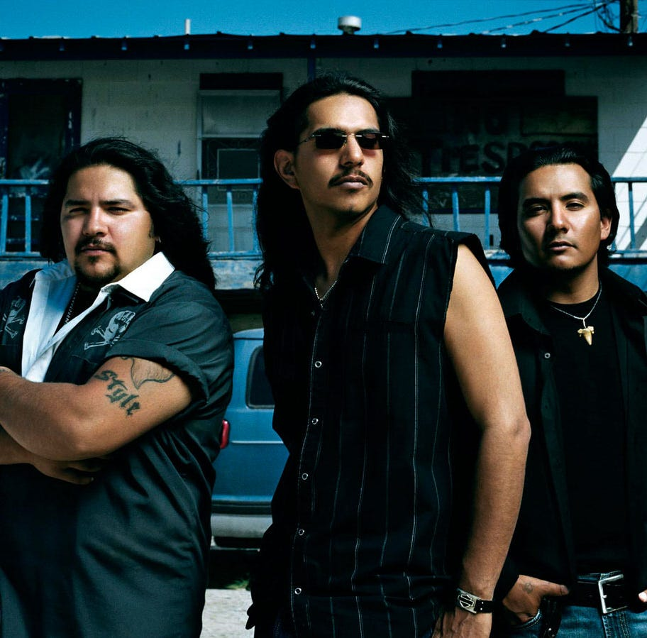 Los Lonely Boys: a true band of brothers visits Visalia Fox