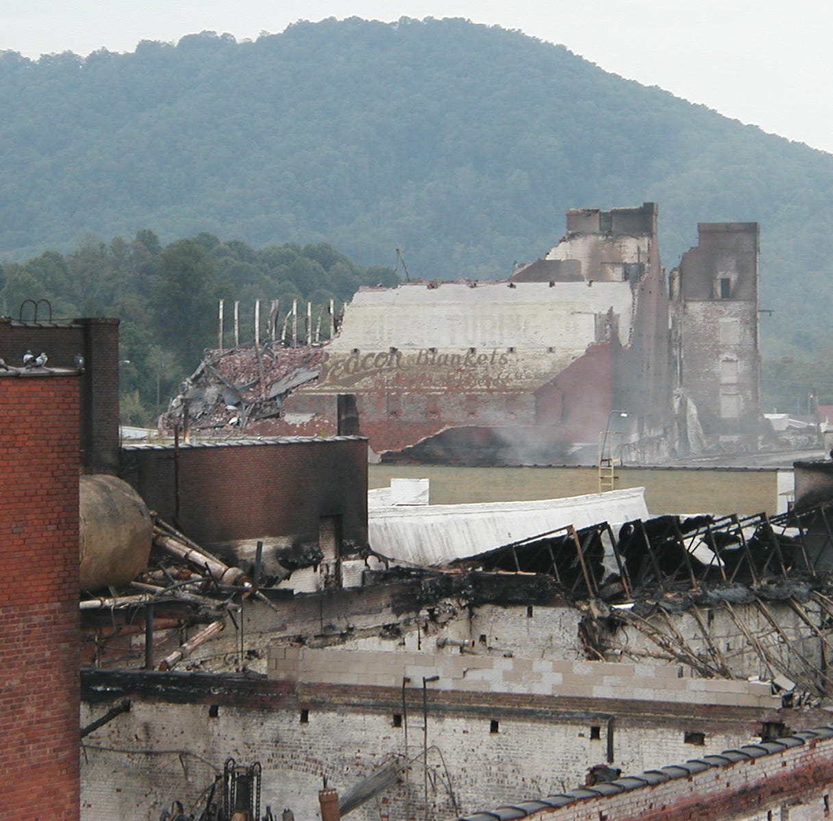 Looking back at the day that changed Swannanoa forever