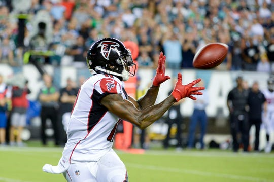 Julio Jones is probably due for a TD at this point, right?
