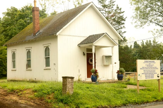 The Stoutsburg Sourland African American Museum will be housed in the charming one-room Mount Zion African Methodist Episcopal (AME) Church on Hollow Road - one of the most historic buildings in the Sourlands.