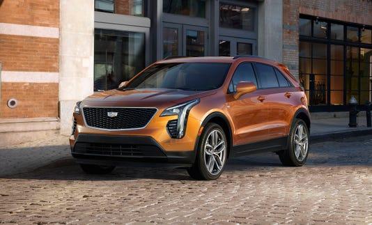 The New Cadillac Suv >> 2019 Cadillac Xt4 Is A Vital New Small Suv
