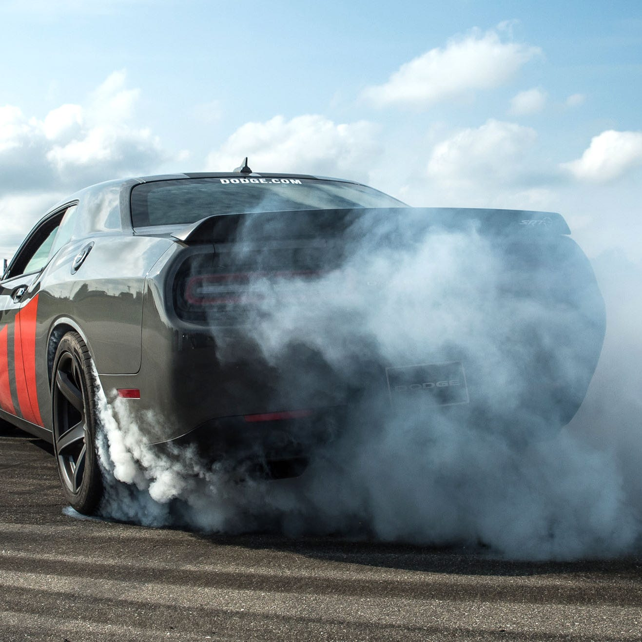 Dodge Challenger ousts Chevy Camaro as No. 2 sports car