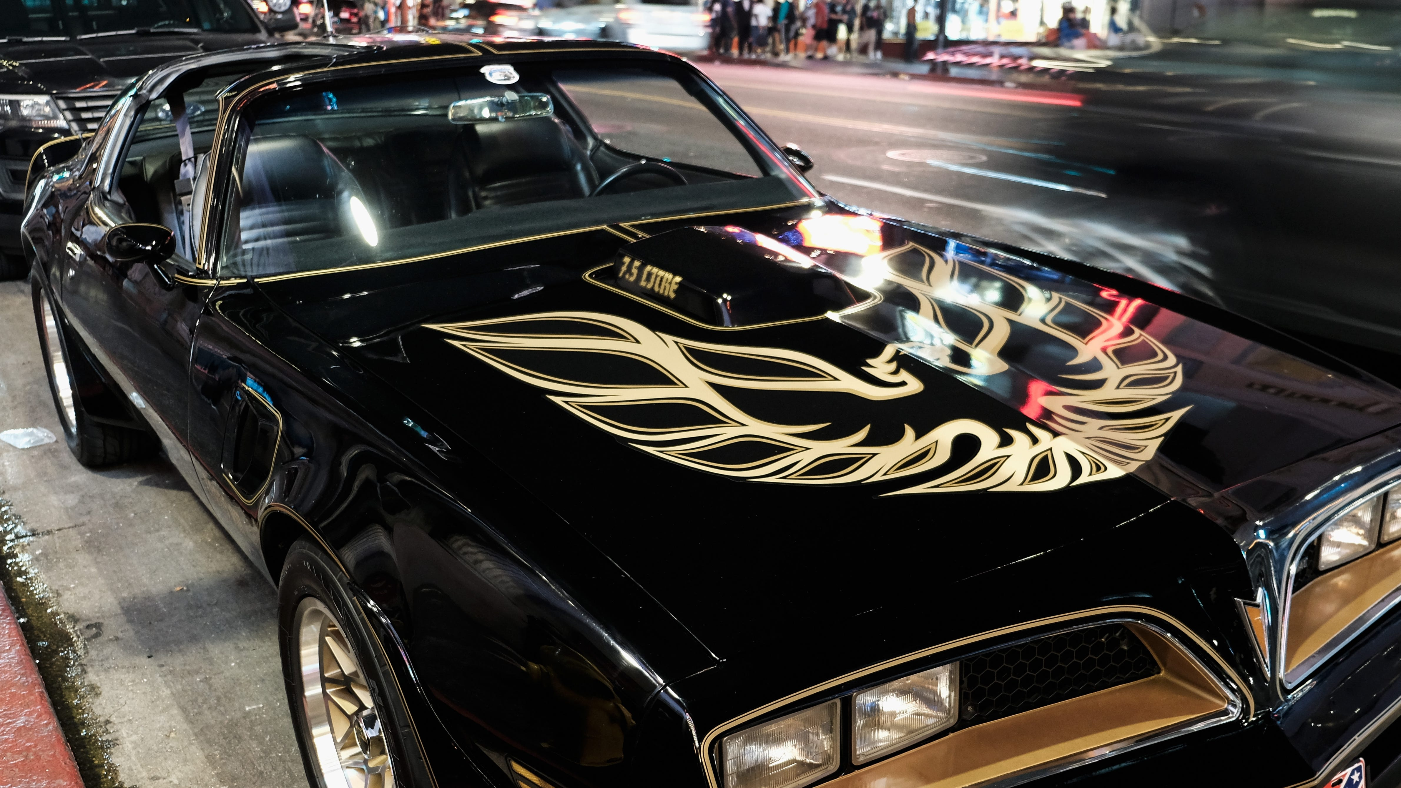 Image result for smokey and the bandit car
