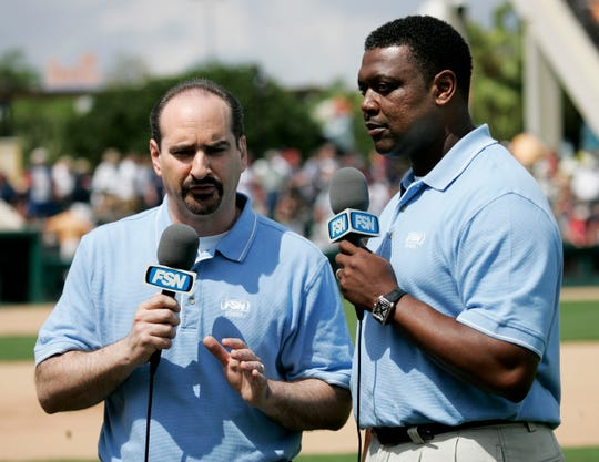 Mario Impemba and Rod Allen worked 16 years together on Tigers telecasts.