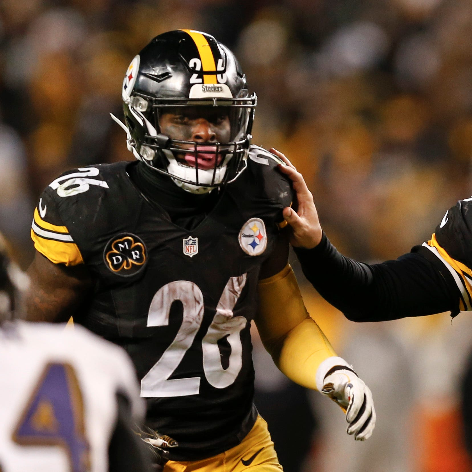 Thursday's NFL: Browns won't miss Steelers' Le'Veon Bell in opener