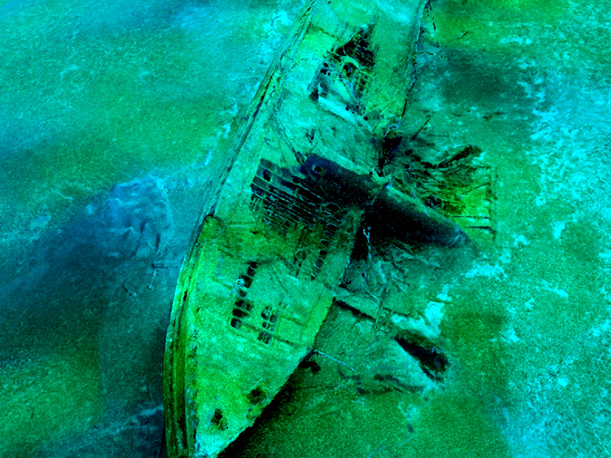 """""""I never thought the wreck would be found in my lifetime,"""" confessed Robert Crawford, 83, """"but when that little image appeared on the screen, and I later watched video that was sent up to our boat by a remote-operated camera, I was elated! I was a bit surprised that I felt far more excitement than sadness."""""""