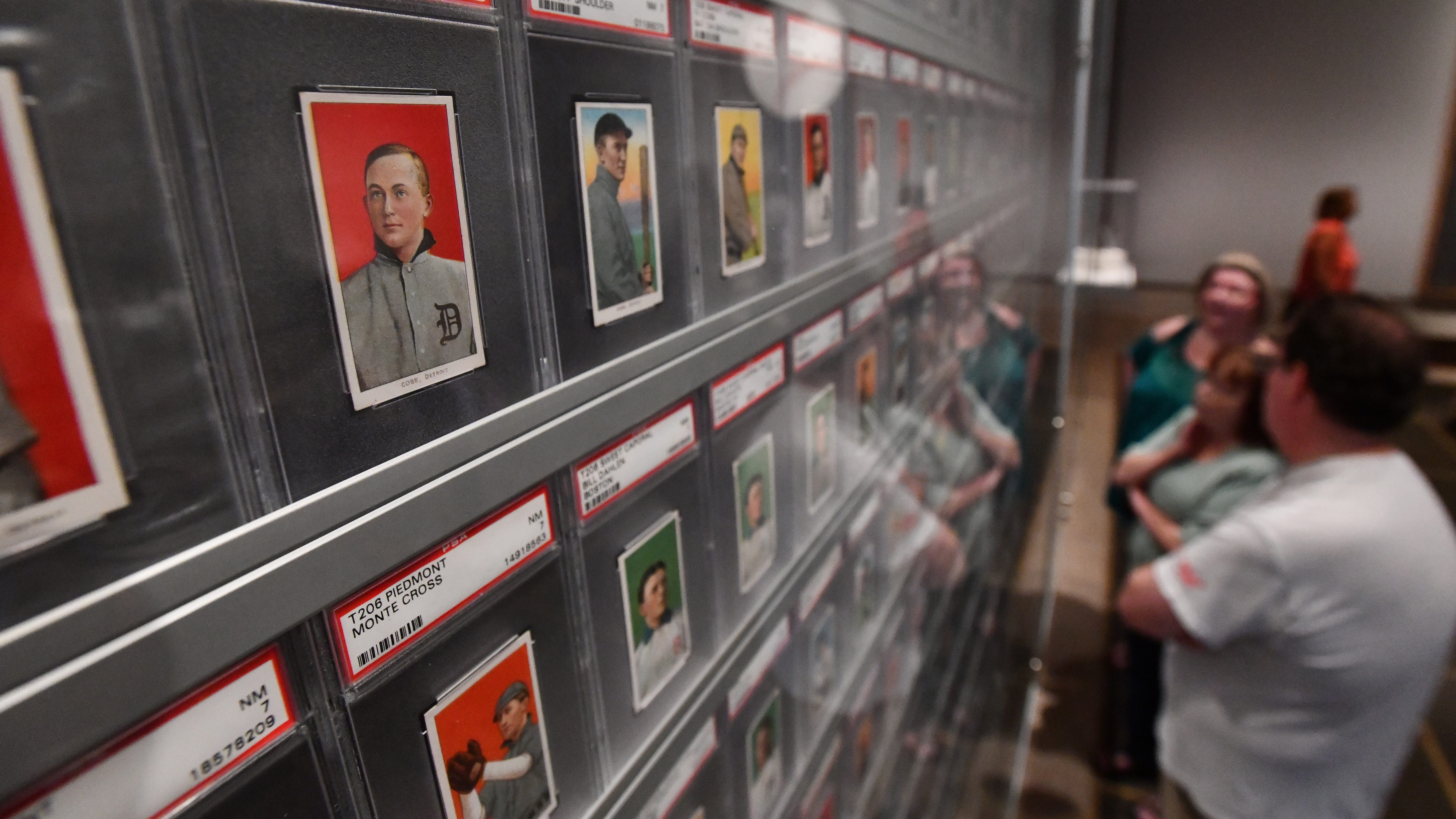 Baseball collection makes a hit with DIA exhibit