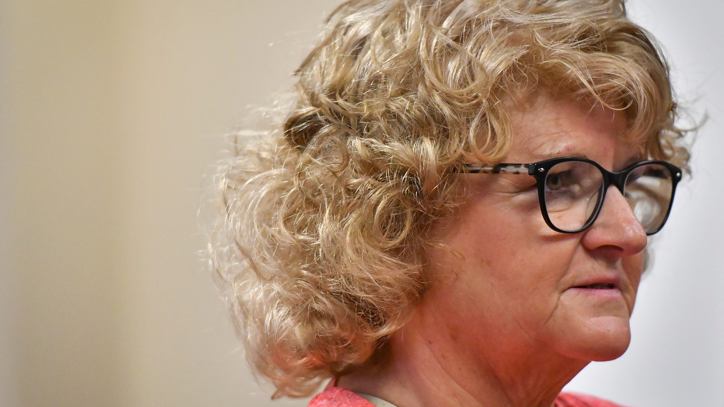 Klages' lawyer made the comments on Friday afterthe former coach made her second appearance in court