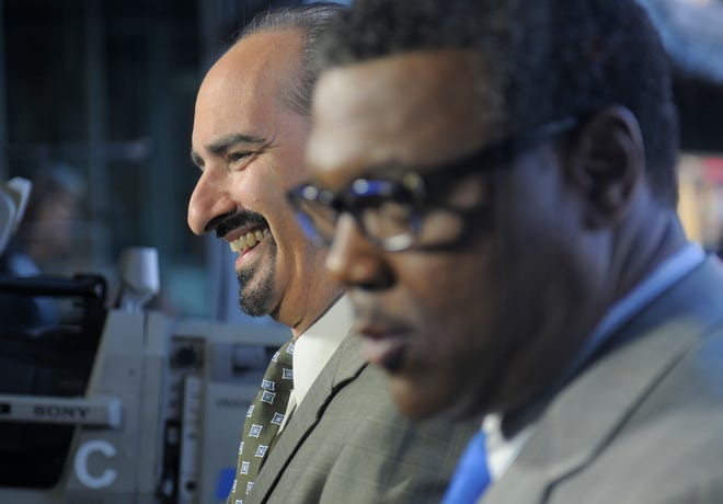 Mario Impemba (left) and Rod Allen will not be returning as Tigers TV announcers, according to a source familiar with direct knowledge of Fox Sports Detroit's decision.
