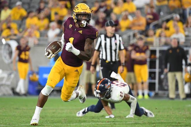 Arizona State receiver N'Keal Harry
