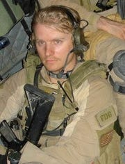 Navy SEAL Jason Freiwald of Armada, Michigan, died in Afghanistan on Sept. 12, 2008, after suffering wounds in action.