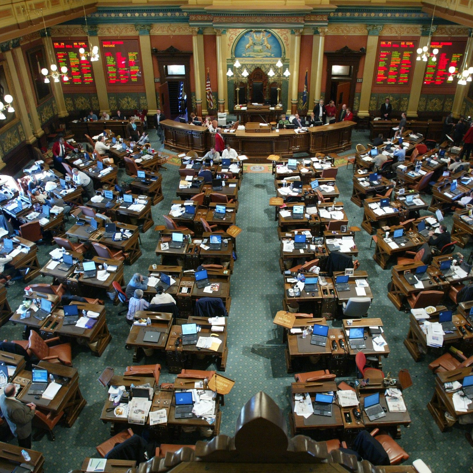 Michigan House preps auto insurance reforms