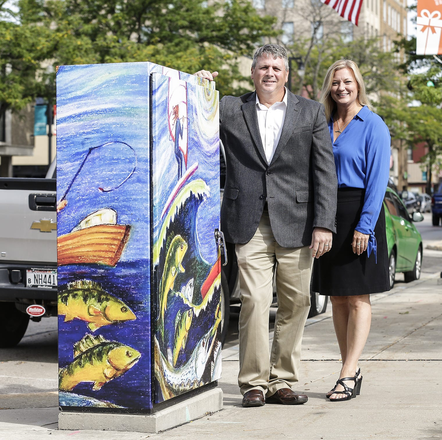Waupun sees development, artwork comes to downtown FDL |Streetwise