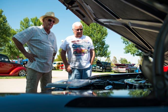 Goodguys St Colorado Nationals Car Show - The good guys auto