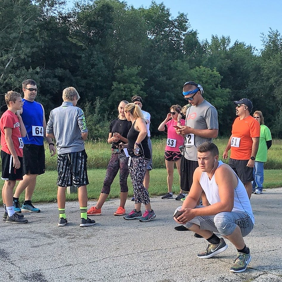 Annual Kiwanis run in Oconto converts to Harvest Hustle a month later