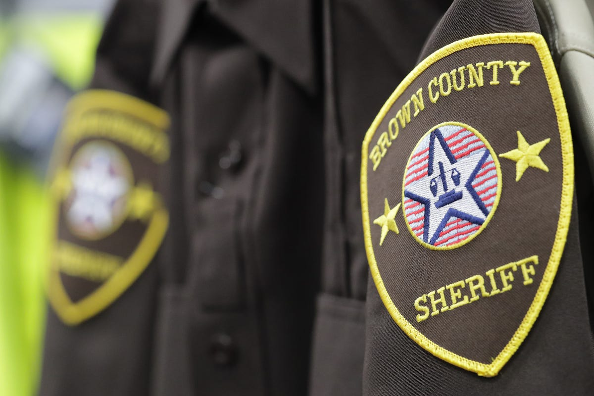 Sheriff's election: Are Brown County's uniforms unsafe