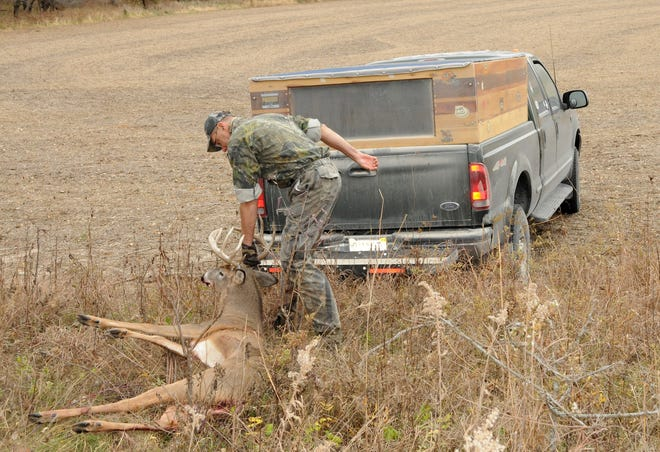 Wisconsin's annual archery deer season opens Sept. 15. Bowhunters increasingly focused their efforts on bucks the past four years.
