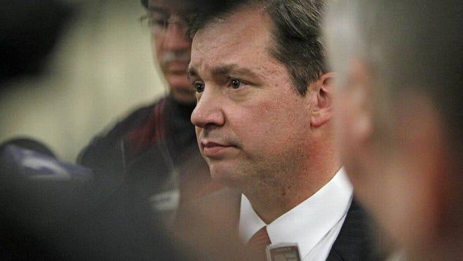 Special prosecutor David Pascoe