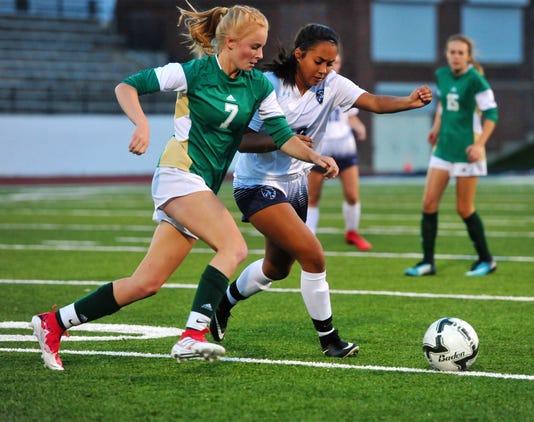 09062018 Girls Crosstown Soccer I