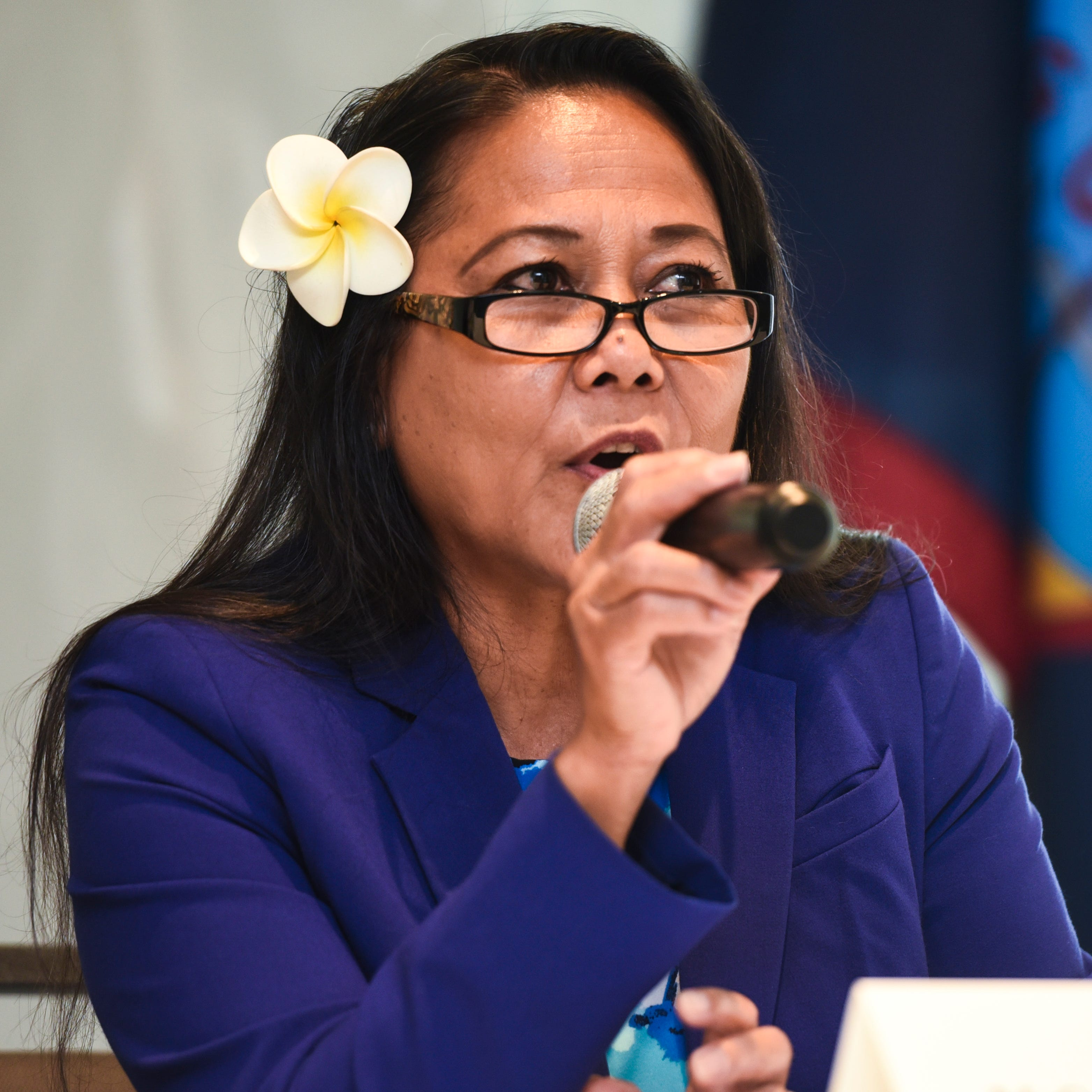 MiChelle Hope Taitano still head of parole board