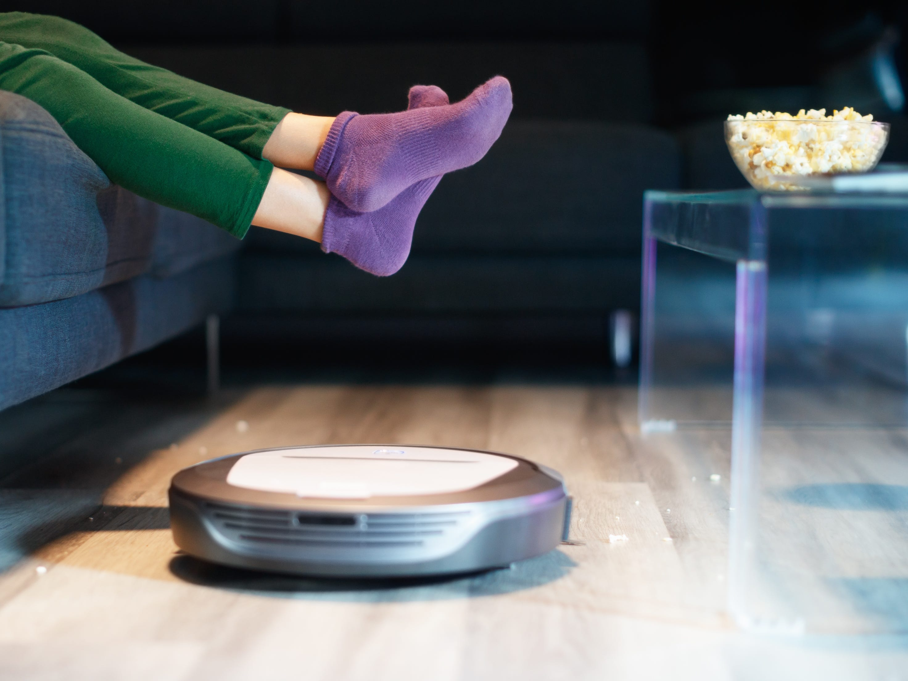 Take a load off!  Enjoy fall with family & friends while this robot vacuum does your dirty work. Enter 9/11 - 10/2.