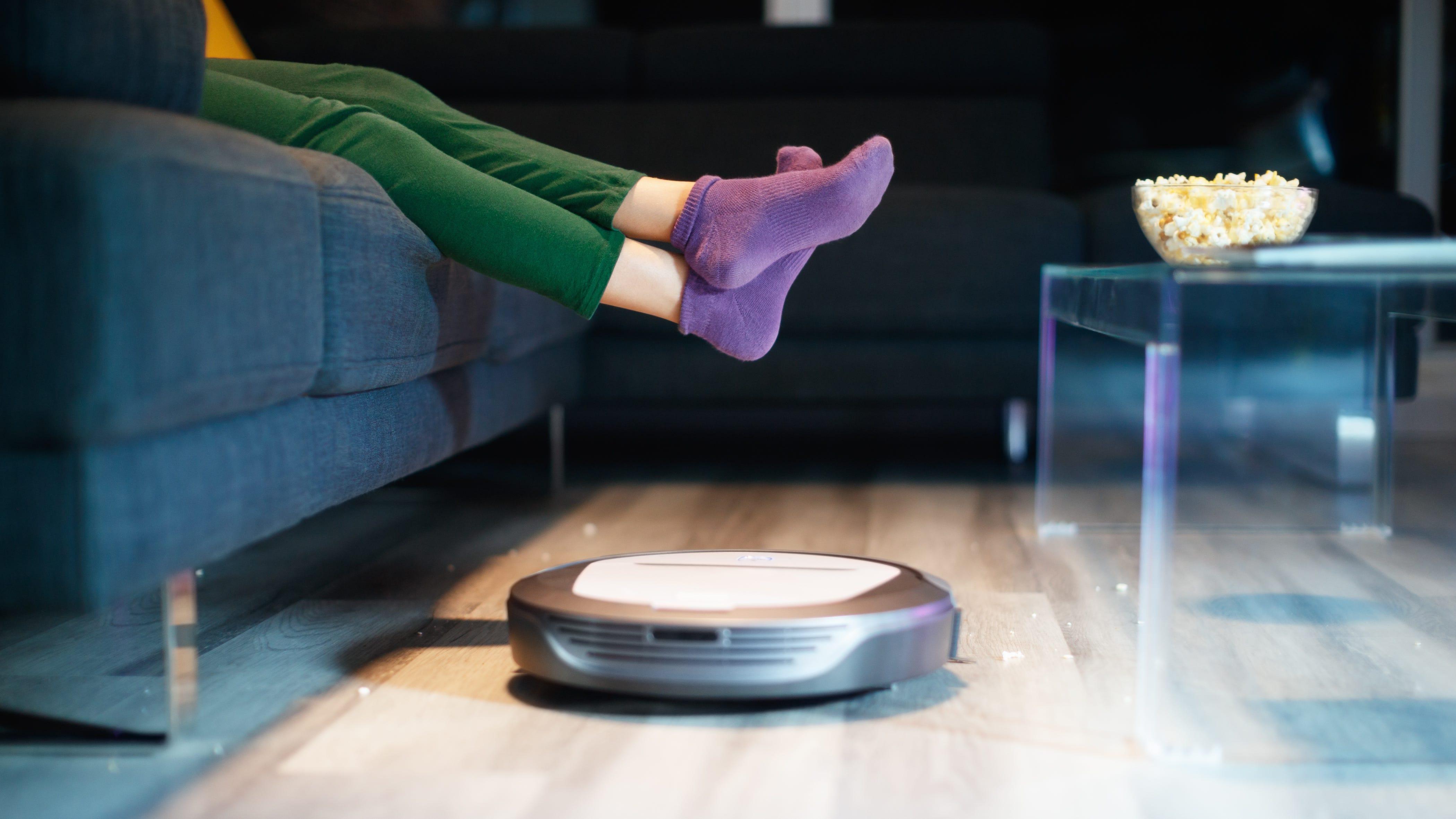 Win a Robot Vacuum