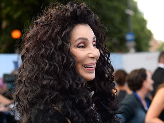 Cher Here We Go Again 2019 tour Indianapolis