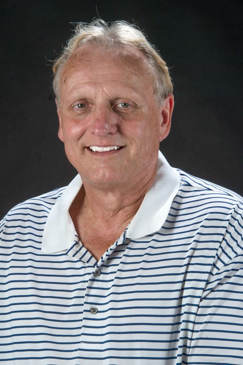 Ron Higgins Sports Editor