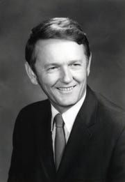 Duane Eastvold was named general manager of WTVK in October 1973.