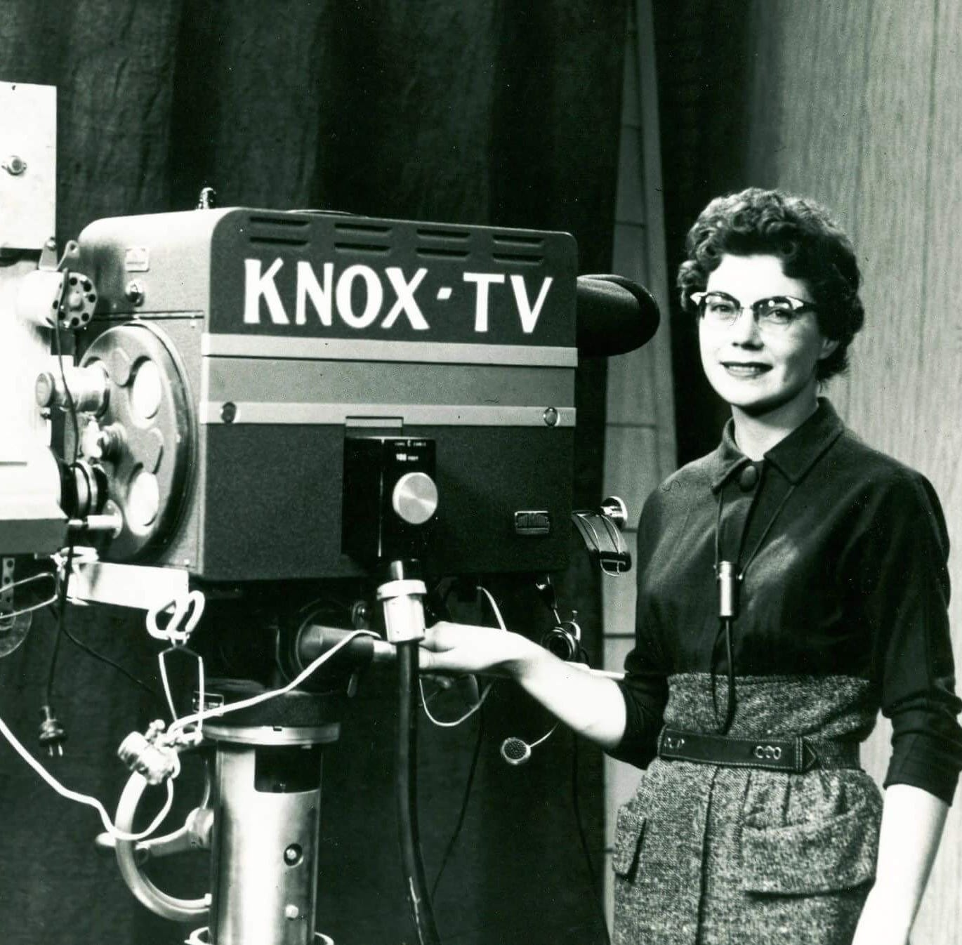 Knoxville's first female TV anchor, husband were history-making team at WTVK Channel 26