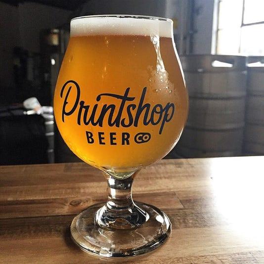 Printshop Beer Co