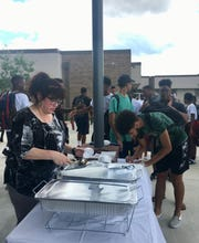South Louisiana Community College kicked off its new club sports initiative with a tailgate Friday, Sept. 7.