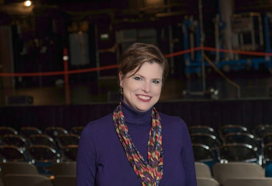 General Director of the Kentucky Opera Barbara Lynne Jamison.