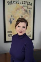 General Director of the Kentucky Opera Barbara Lynne Jamison.