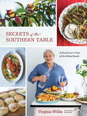 SECRETS OF THE SOUTHERN TABLE © 2018 by Virginia Willis.