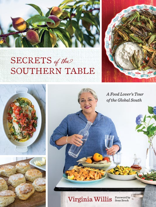 Secrets Of The Southern Table Cover