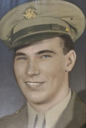 Rob Bradner served in the United States Army during WWII and was stationed in Germany.